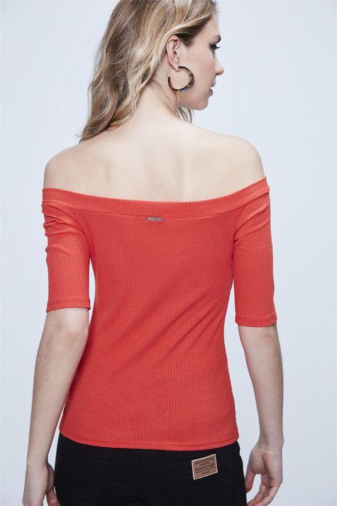 Blusa-Canelada-Ombro-a-Ombro-Feminina-Costas--