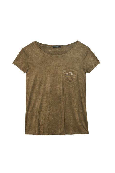 Camiseta-Suede-Feminina-Detalhe-Still--