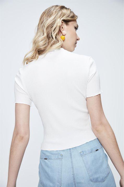 Blusa-de-Malha-Canelada-Feminina-Detalhe--