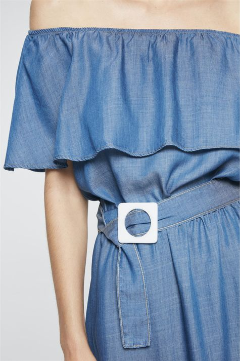 Vestido-Jeans-Azul-Royal-Midi-Detalhe-1--