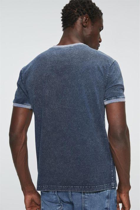 Camiseta-Denim-com-Estampa-Vintage-Costas--