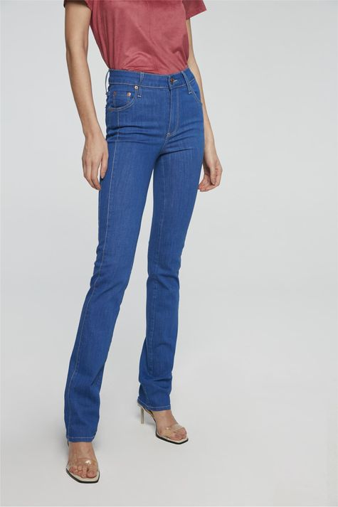 Calca-Jeans-Azul-Royal-Reta-Feminina-Frente-1--
