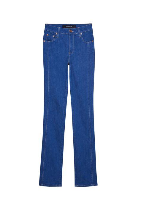 Calca-Jeans-Azul-Royal-Reta-Feminina-Detalhe-Still--