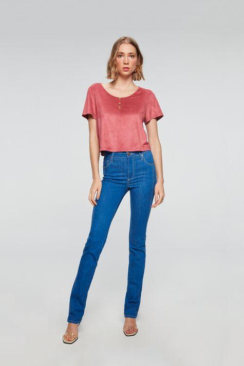 Calca-Jeans-Azul-Royal-Reta-Feminina-Frente--