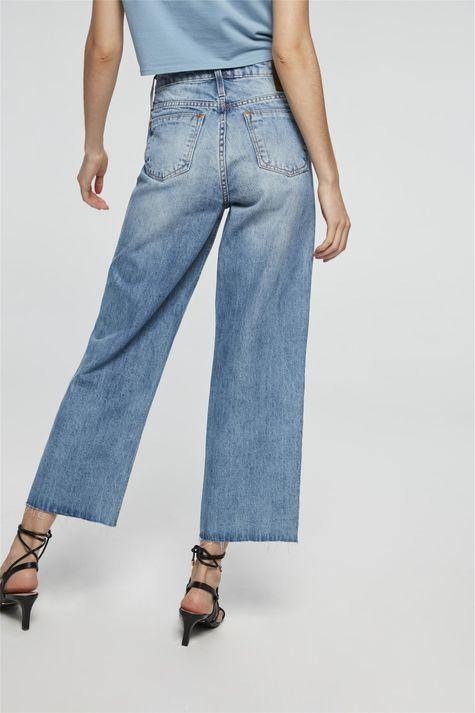 Calca-Jeans-Pantalona-Cropped-Destroyed-Detalhe--