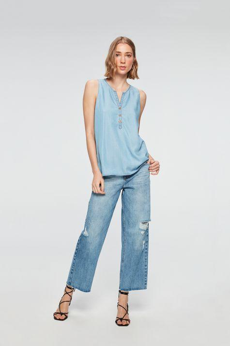 Regata-Jeans-Azul-Claro-Feminina-Detalhe-1--