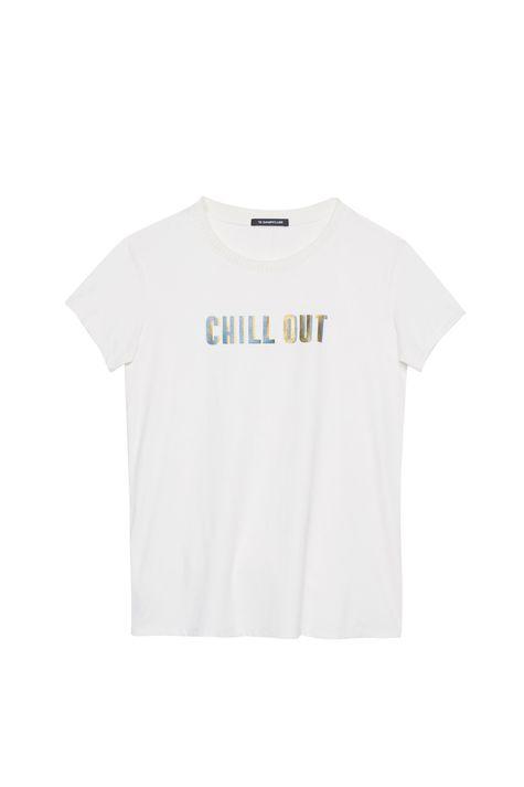 camiseta-com-Estampa-Chill-Out-Feminina-Detalhe-Still--