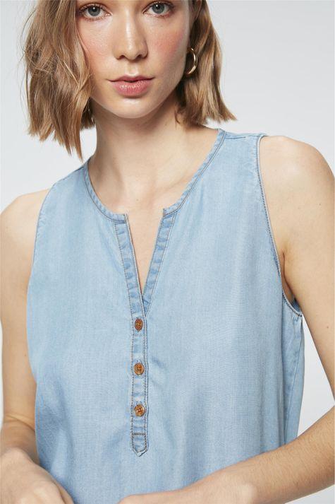 Regata-Jeans-Azul-Claro-Feminina-Frente--