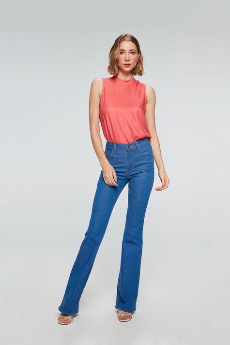 Calca-Jeans-Azul-Royal-Boot-Cut-Frente--
