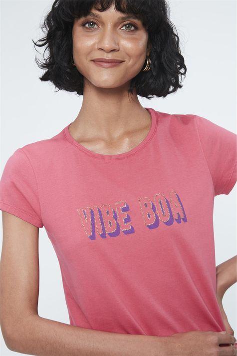 Camiseta-com-Estampa-Vibe-Boa-Frente--