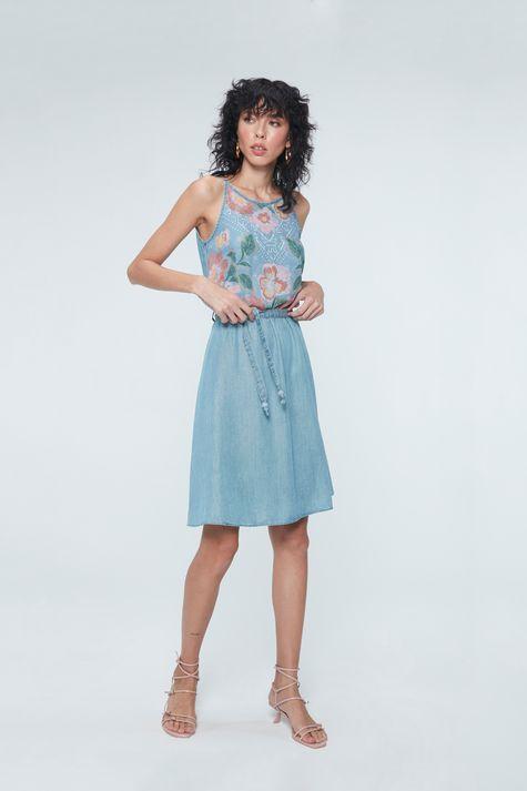Vestido-Jeans-Secretaria-Estampa-Floral-Detalhe-1--
