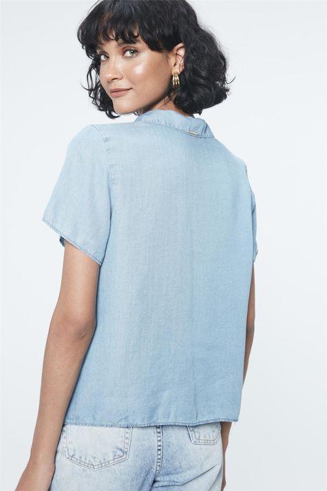 Blusa-Jeans-Estampa-Floral-e-Gola-Costas--