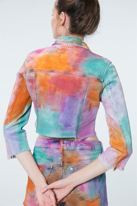 Jaqueta-Jeans-Tie-Dye-Trucker-Recollect-Costas--