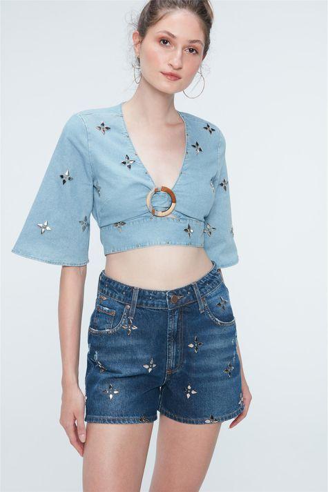 Short-Jeans-de-Cintura-Alta-Recollect-Costas--