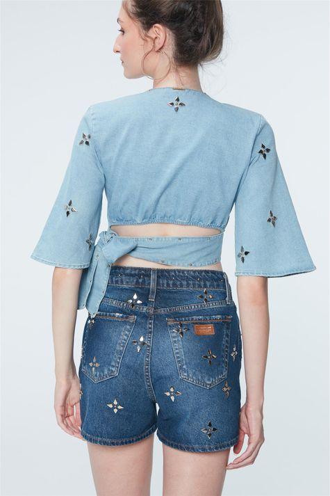 Short-Jeans-de-Cintura-Alta-Recollect-Detalhe--