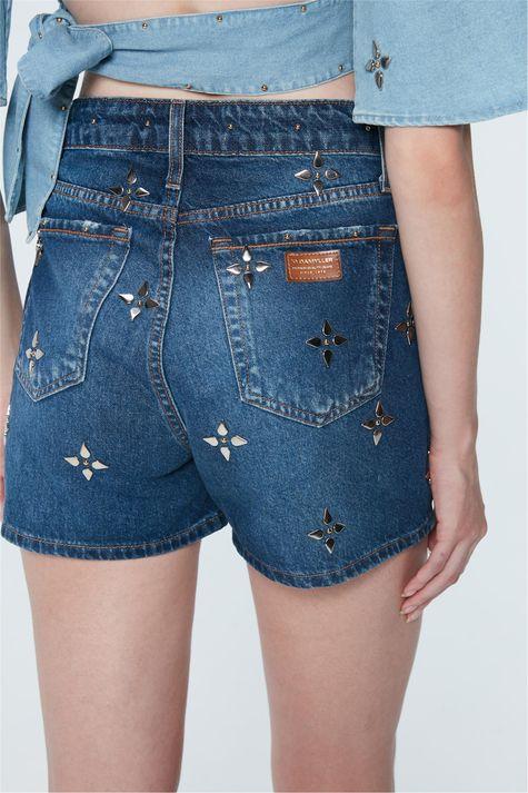 Short-Jeans-de-Cintura-Alta-Recollect-Detalhe-1--