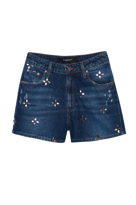 Short-Jeans-de-Cintura-Alta-Recollect-Detalhe-Still--