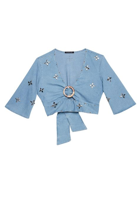 Blusa-Cropped-Jeans-com-Tachas-Recollect-Detalhe-Still--