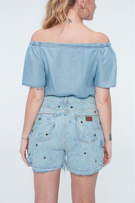 Short-Jeans-Solto-com-Tachas-Recollect-Costas--