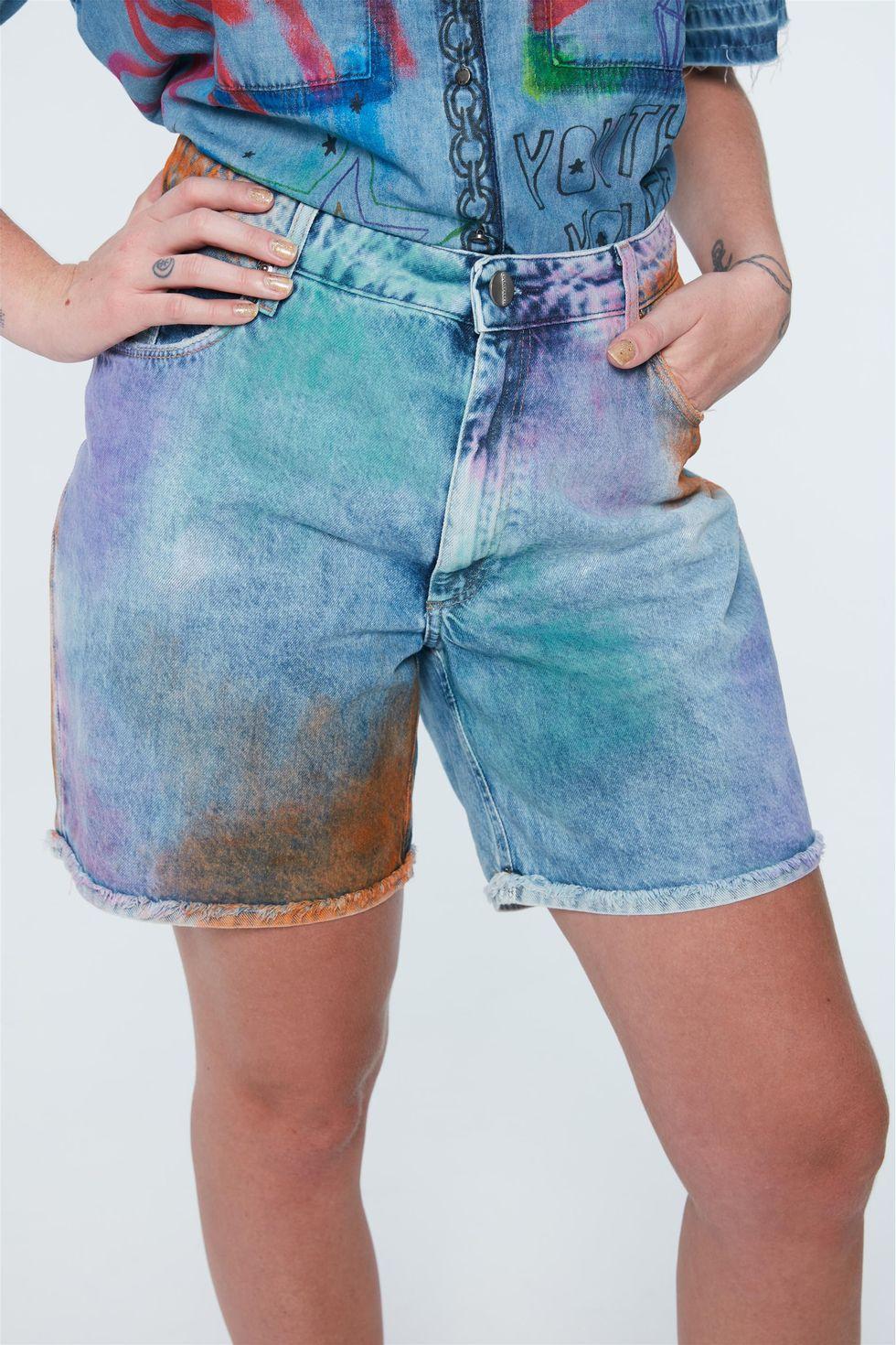 Bermuda-Jeans-Tie-Dye-Recollect-Frente--