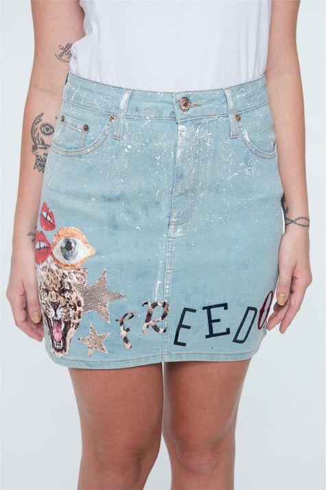 Saia-Jeans-Media-com-Patches-Recollect-Detalhe--