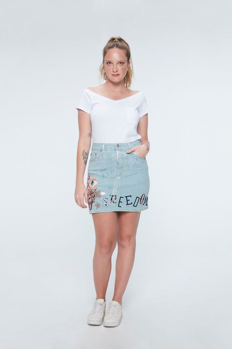 Saia-Jeans-Media-com-Patches-Recollect-Detalhe-2--