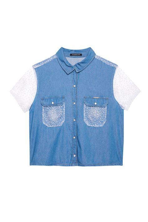 Camisa-Jeans-com-Paete-Prata-Recollect-Detalhe-Still--