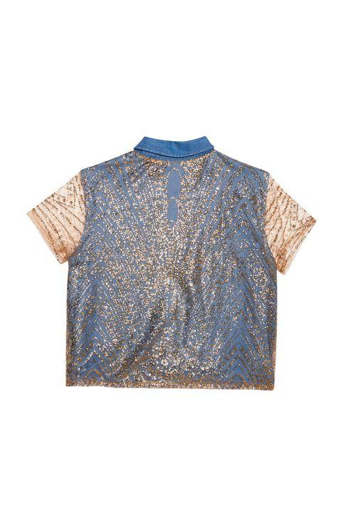 Camisa-Jeans-Paete-Dourado-Recollect-Detalhe-2--