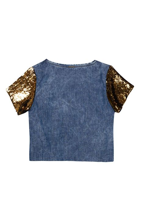 Camiseta-Jeans-Cropped-Paete-Recollect-Detalhe-3--