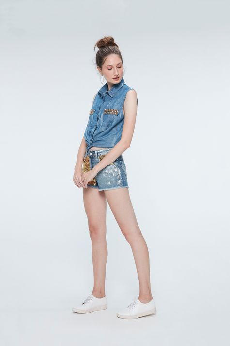 Camisa-Jeans-com-Asas-de-Paete-Recollect-Detalhe-1--