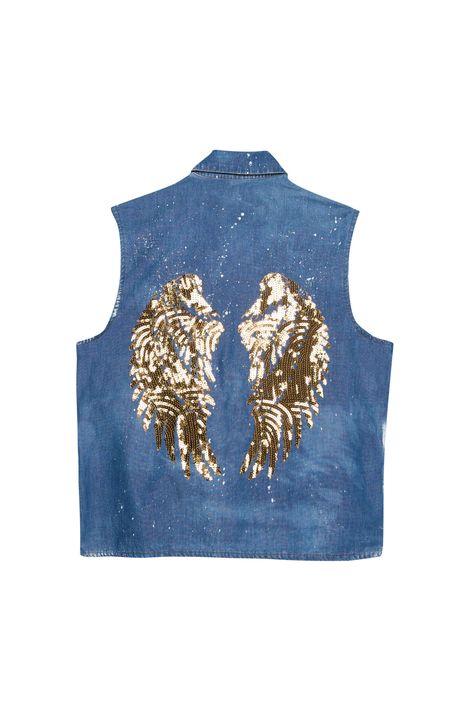 Camisa-Jeans-com-Asas-de-Paete-Recollect-Detalhe-2--