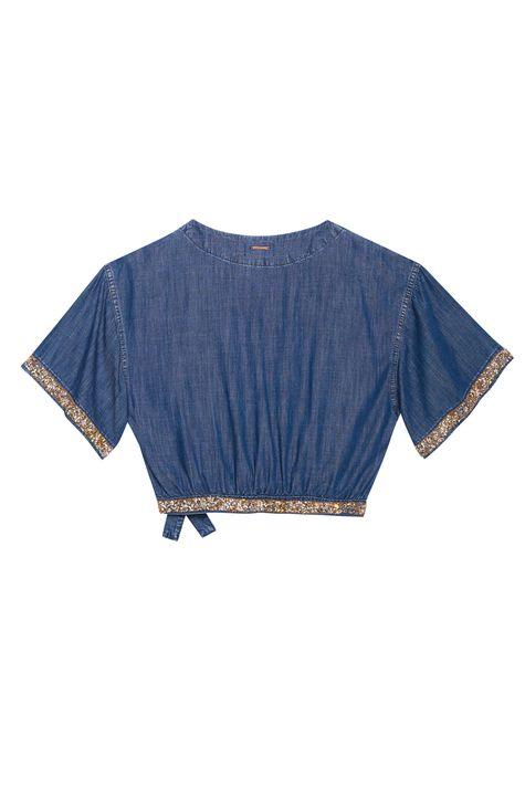 Blusa-Cropped-Jeans-com-Strass-Recollect-Detalhe-2--