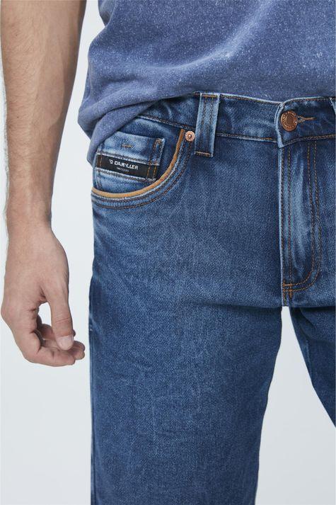 Bermuda-Jeans-Escuro-Skinny-Masculina-Frente--