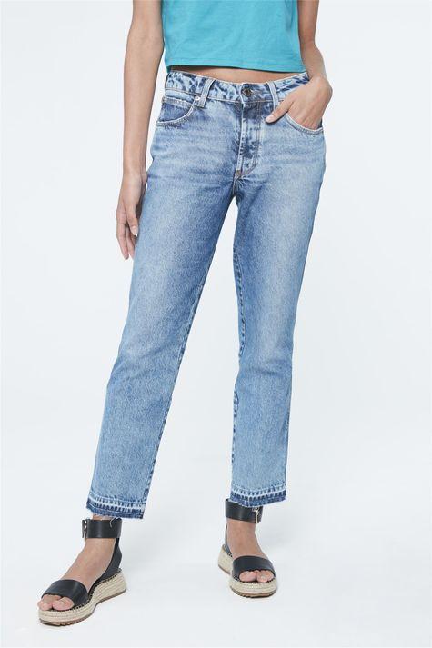 Calca-Jeans-de-Cintura-Alta-Reta-Cropped-Frente--