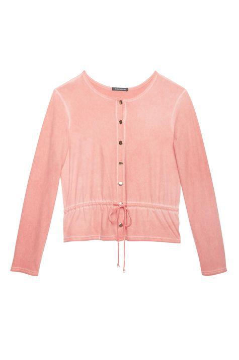 Camisa-de-Suede-Estonada-Feminina-Detalhe-Still--