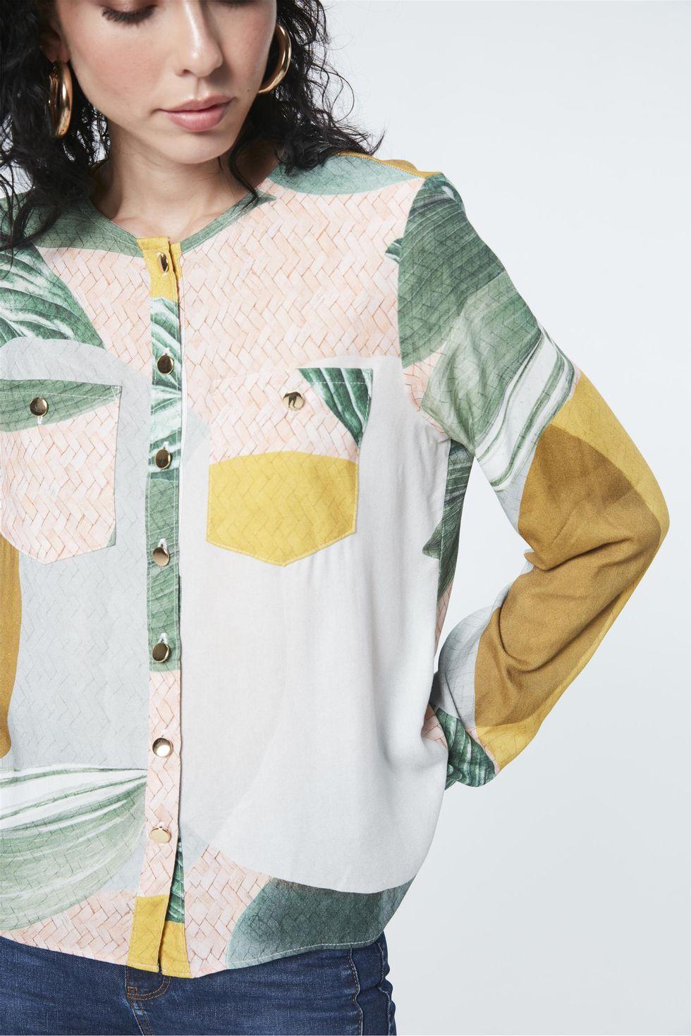 Camisa-Estampa-Geometrica-e-Folhagens-Frente--