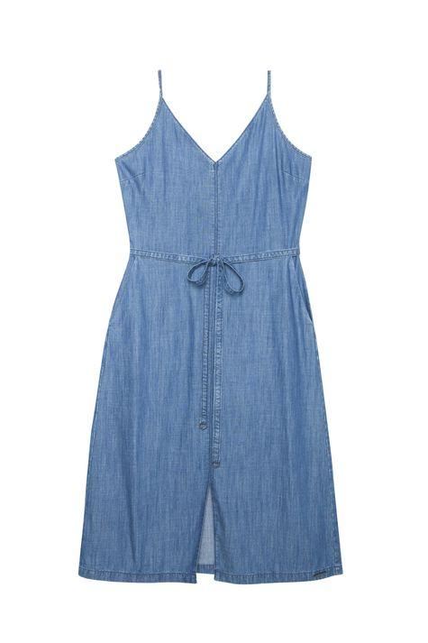 Vestido-Jeans-Midi-com-Fenda-e-Amarracao-Detalhe-Still--