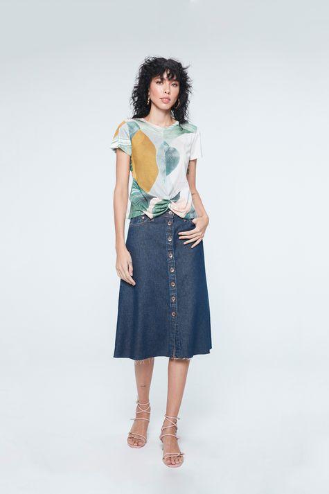 Camiseta-Estampa-Geometrica-e-Folhagens-Detalhe-1--
