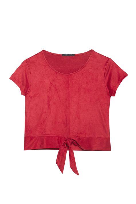 Camiseta-com-Amarracao-na-Barra-de-Suede-Detalhe-Still--