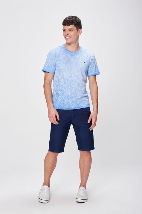 Camiseta-com-Estampa-Floral-Masculina-Detalhe-1--