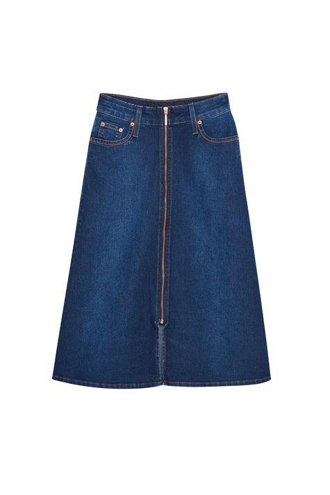 Saia-Jeans-Midi-com-Ziper-Frontal-Detalhe-Still--