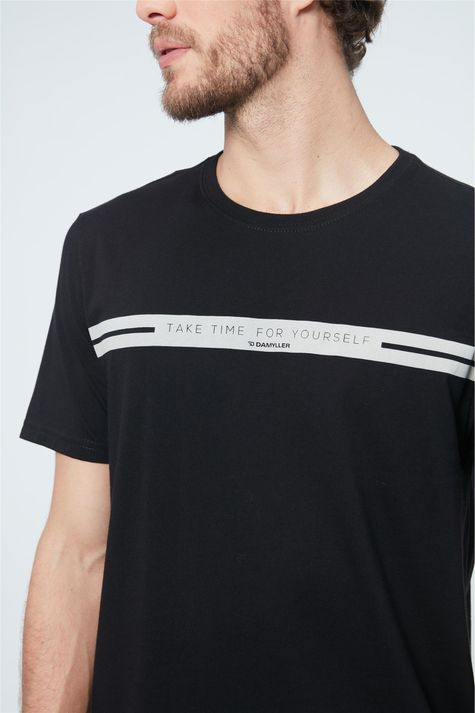Camiseta-Estampa-Take-Time-For-Yourself-Detalhe--
