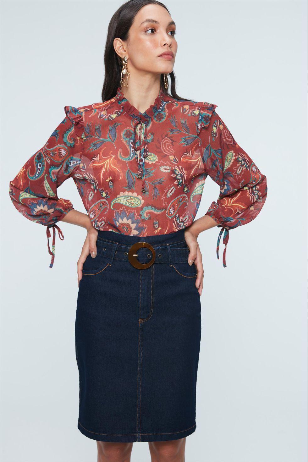 Saia-Jeans-Secretaria-com-Fivela-Frente--