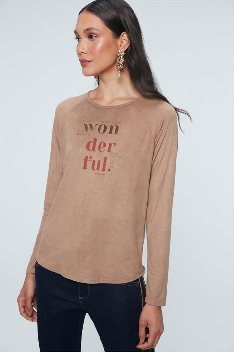 Camiseta-de-Suede-com-Estampa-Wonderful-Frente--
