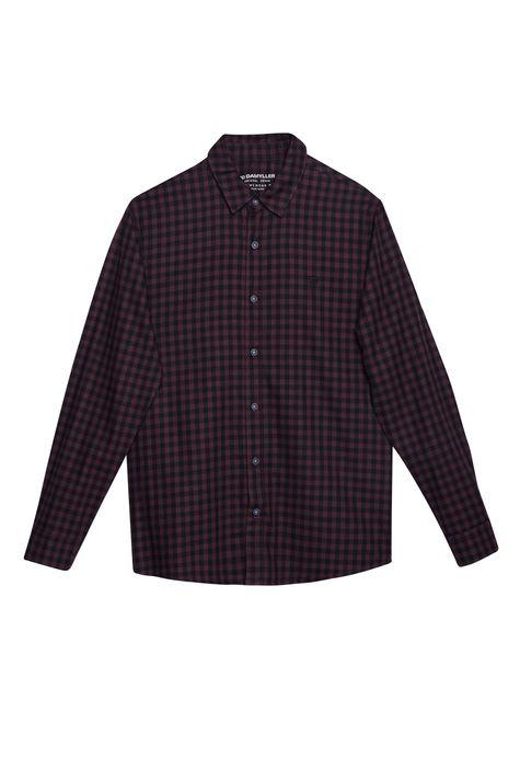 Camisa-Social-Xadrez-Masculina-Detalhe-Still--