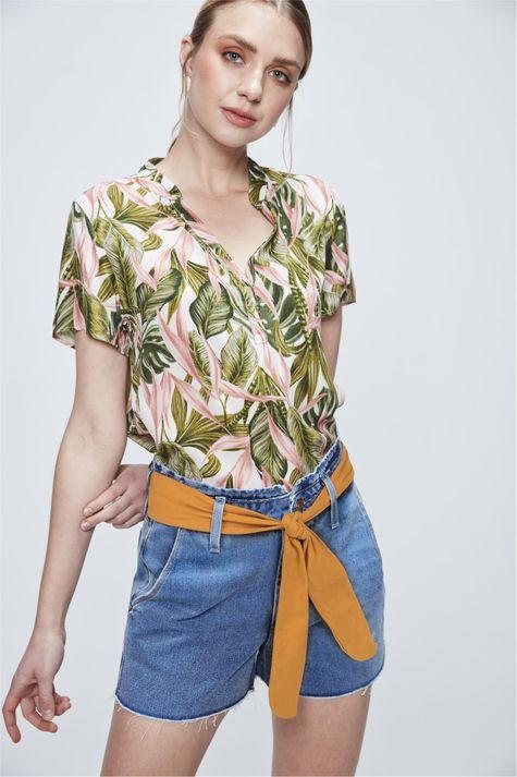 Short-Jeans-de-Cintura-Alta-com-Lenco-Frente--
