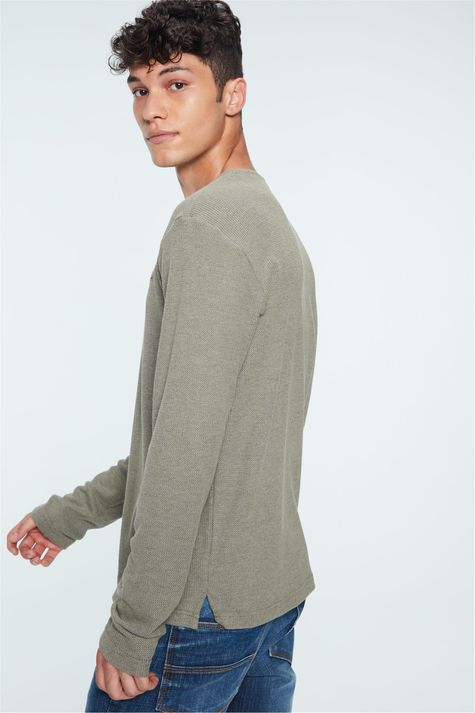 Camiseta-Manga-Longa-de-Trico-Masculina-Frente--