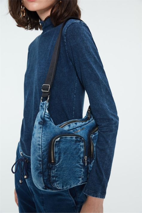 Bolsa-Jeans-Marmorizada-Unissex-Detalhe--
