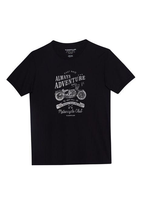 Camiseta-com-Estampa-de-Motocicleta-Detalhe-Still--