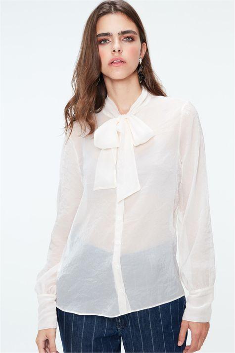Camisa-de-Organza-Feminina-Detalhe--